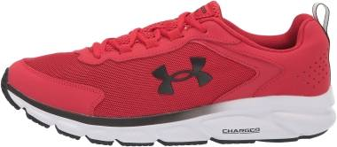 Under Armour Charged Assert 9 - Red (600)/White (3024590600)