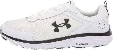 Under Armour Charged Assert 9 - White (101)/White (3024857100)