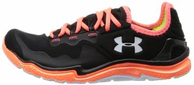 Under Armour Charge RC 2 - Black/Electric Tangerine (1235671003)