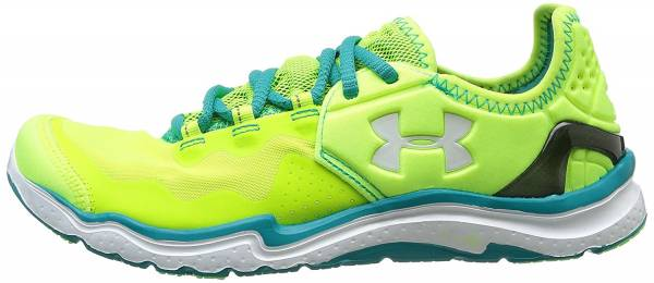 Under Armour Charge RC 2 woman high-vis yellow-aqueduct-white