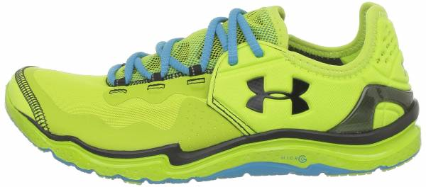 Under Armour Charge RC 2 men graphite / high-vis-yellow / noise