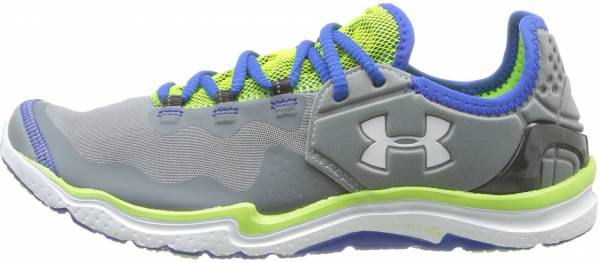 Under Armour Charge RC 2 men grau - gris (gravel/hyper green)