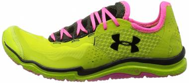 Under Armour Charge RC 2 - Amarillo Gelb Bit 316
