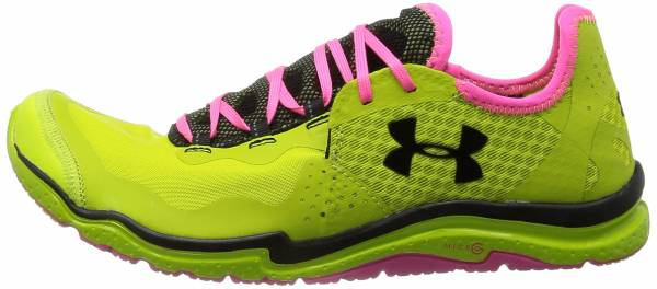 Under Armour Charge RC 2 Butter/Neo Pulse/Medium Green