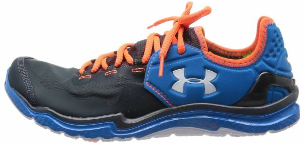Under Armour Charge RC 2 men blau - bleu (lead/electric blue/white)