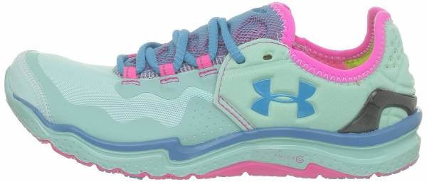 Under Armour Charge RC 2 woman venere red/deceit/turquoise/aqua
