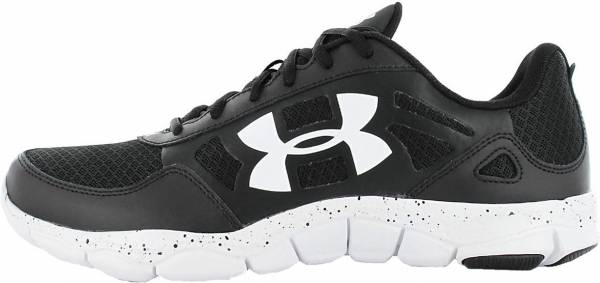 Under Armour Micro G Engage II - Black/White