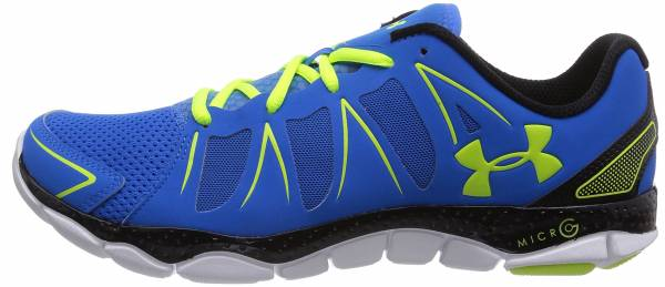 Under Armour Micro G Engage II Azul - Azul (Azul Jet/Negro/Blanco 406)