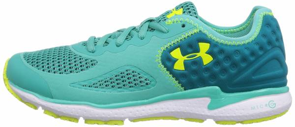 Under Armour Micro G Mantis II Green
