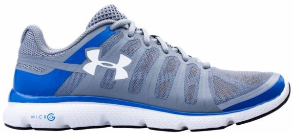 Under Armour Micro G Pulse II Grey
