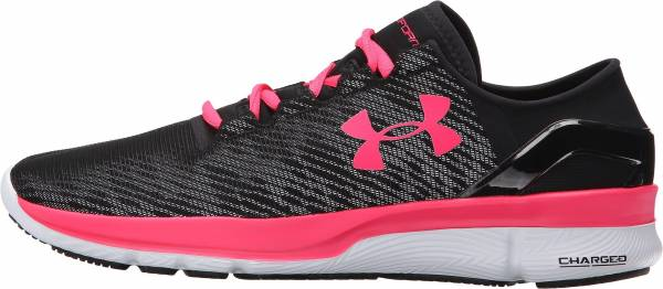 Under Armour SpeedForm Apollo 2 woman harmony red/harmony red/black