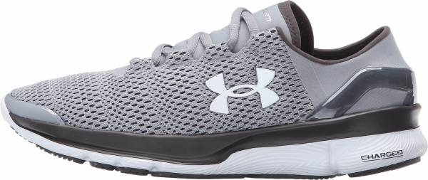 Under Armour SpeedForm Apollo 2 woman steel/white/metallic silver