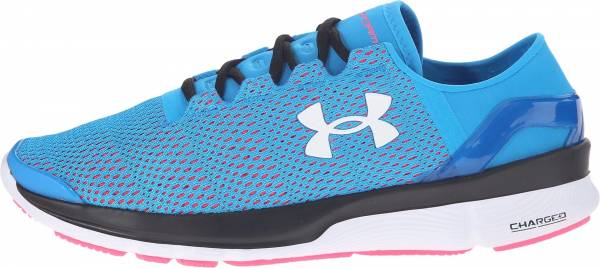 Under Armour SpeedForm Apollo 2 woman dynamo blue/harmony red