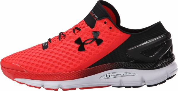 sports shoes d26f8 da35f Under Armour SpeedForm Gemini 2 Red