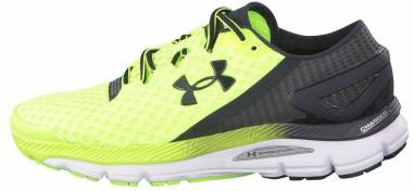 Under Armour SpeedForm Gemini 2 - Green (1266212363)
