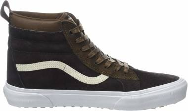 Vans SK8-Hi MTE - Marrón Mte Dark Earth Seal Brown