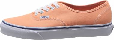Vans Authentic - Orange Orange Vn0a38emu5y1 (VZUKFRCAN)