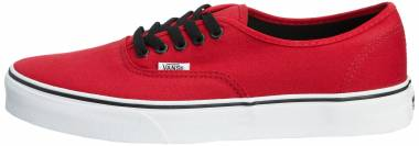 Vans Authentic Chili Pepper/Black Men