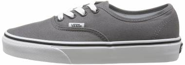 Vans Authentic - Pewter / Black