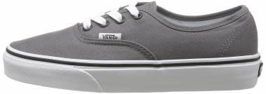 Vans Authentic - Pewter / Black (VJRAPBQ)