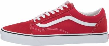 Vans Old Skool - Red (VA38G1Q9U)