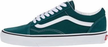 Vans Old Skool - Bistro Green/True White (VN0A4U3B2NC)