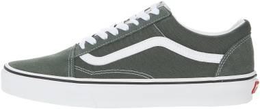 Vans Old Skool - Green (VN0A3WKT9GF)