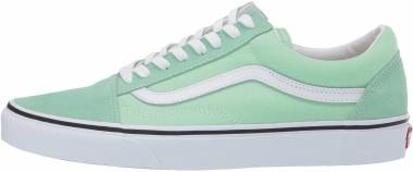 Vans Old Skool - Green Ash True White (VN0A4U3BWKO)