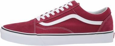 Vans Old Skool - Rumba Red/True White