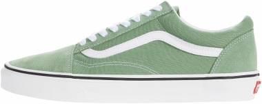 Vans Old Skool - Shale Green/True White (VN0A3WKT4G61)