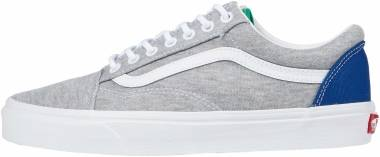 Vans Old Skool - Coastal Grey/True White (VN0A4U3BWVK)
