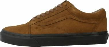 Vans Suede Old Skool - Brown (VA38G1OT2)