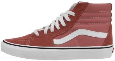 Vans SK8-Hi - Red (VN0A38GEQSR)