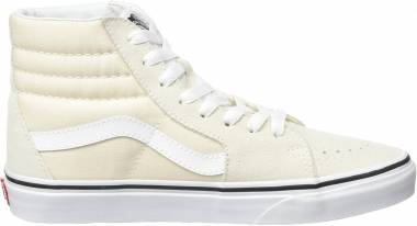 Vans SK8-Hi Birch/True White Men