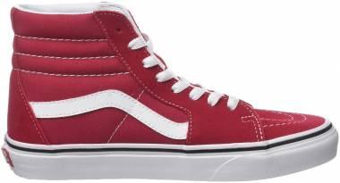 Vans SK8-Hi Red Men