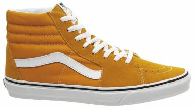 Vans SK8-Hi Orange Men