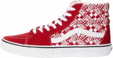 Vans SK8-Hi - Red (VN0A32QG3VB)