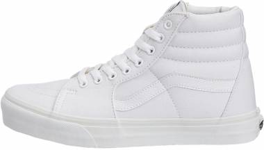 Vans SK8-Hi True White Men