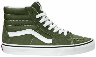 Vans SK8-Hi - Grape Leaf / True White (VN0A4BV60FI)