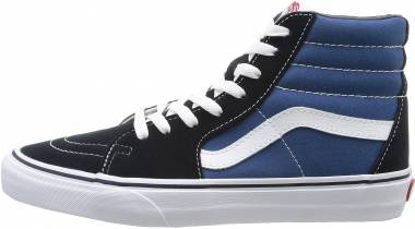 Vans SK8-Hi - Blue (Navy/White)