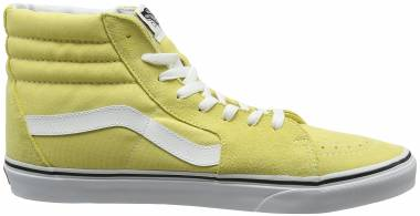 Vans SK8-Hi Yellow (Dusky Citron/True White) Men