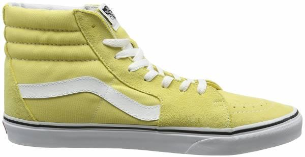 Hilo sobre zapatillas VANS Vans-unisex-erwachsene-sk8-hi-laufschuhe-gelb-dusky-citron-true-white-36-eu-unisex-erwachsene-gelb-dusky-citron-true-white-4212-600
