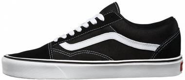 Vans Old Skool Lite - Black White (VA2Z5WIJU)