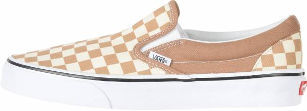 Vans Checkerboard Slip-On - Beige