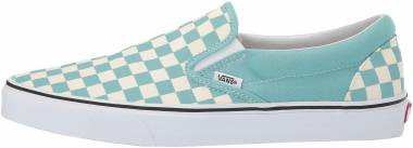 Vans Checkerboard Slip-On - Blue (VN0A38F7VLU)