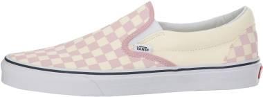 Vans Checkerboard Slip-On - Pink (VN0A38F7RGI)