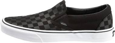 Vans Checkerboard Slip-On Checkboard Black Black Men