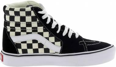 Vans Checkerboard SK8-Hi - Grey (VN0A2XSBQX3)