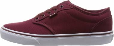 Vans Atwood - Rosso Canvas Windsor Wine White (V15GGFA)