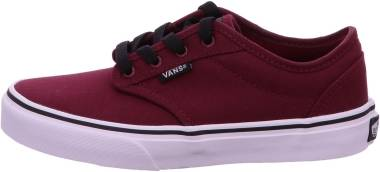 Vans Atwood - Red Canvas Oxblood Black (VUDTDDU)